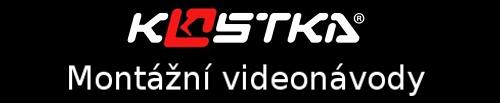 Videonávody a doporučené postupy firmy Kostka