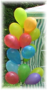 Balónky na Hodkovickém koloběžení 2015