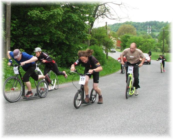 Sprint dospělých a juniorů 2015